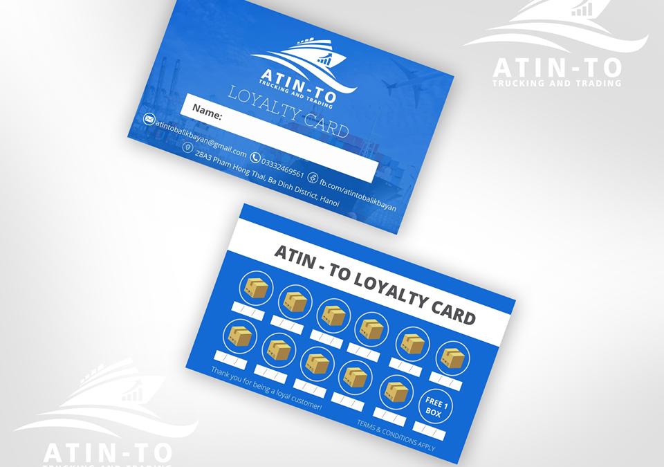 Atin to Loyalty Card