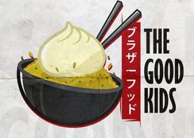 The Good Kids Logo